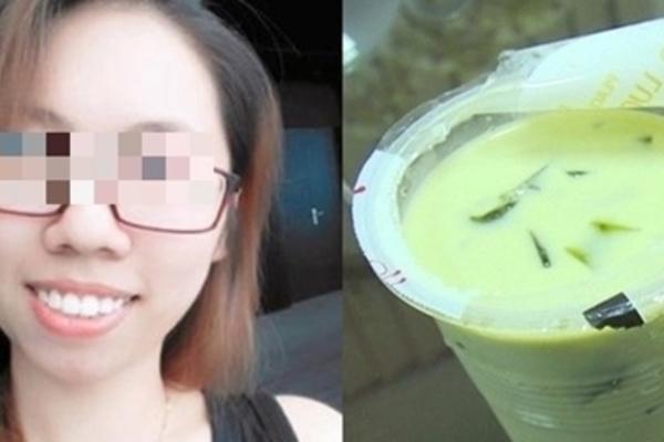 Khởi tố cô gái đầu độc chị họ bằng trà sữa pha xyanua để chiếm anh rể - Hình 1