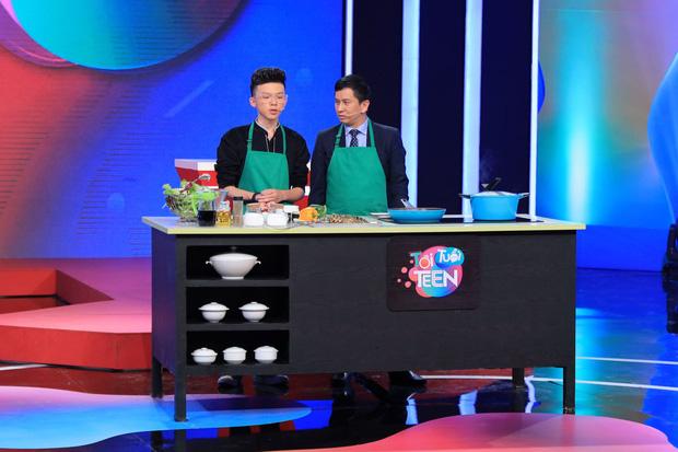 Quán quân Vua đầu bếp nhí bị bạn bè cô lập, Quang Trung từng bị đánh đến ngất xỉu thời đi học - Hình 6