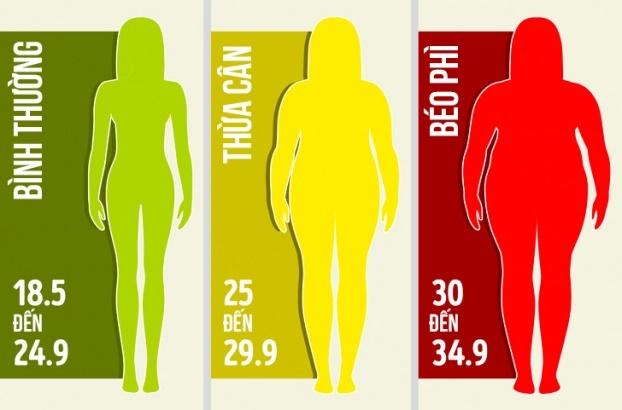 Cách xác định vị trí tích mỡ thừa của cơ thể và loại bỏ mỡ hiệu quả - Hình 1