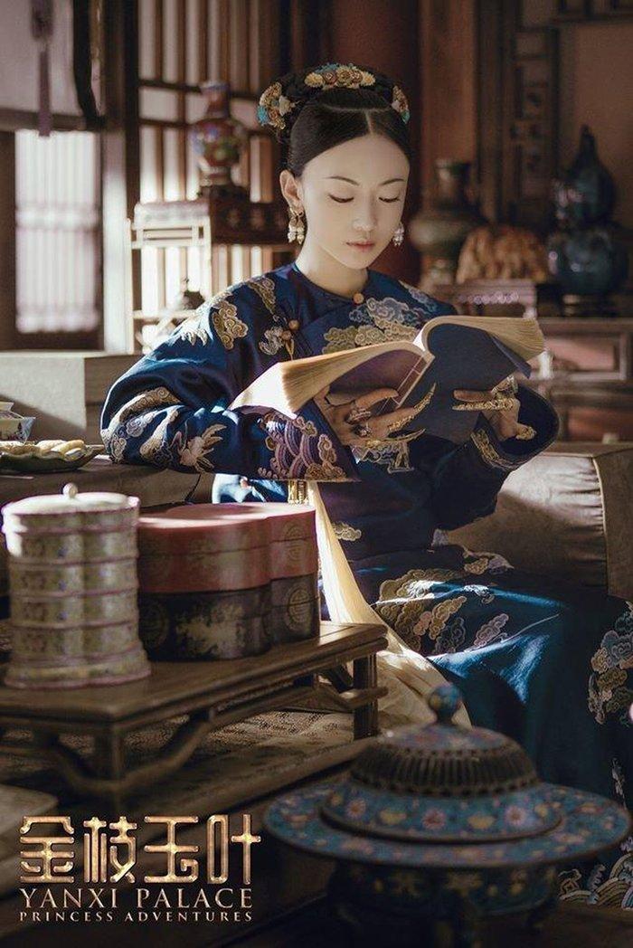 Kim chi ngọc diệp: Hiện thân của Nhĩ Tình, Phúc Khang An ẩn mình trong tối hãm hại Chiêu Hoa - Hình 3