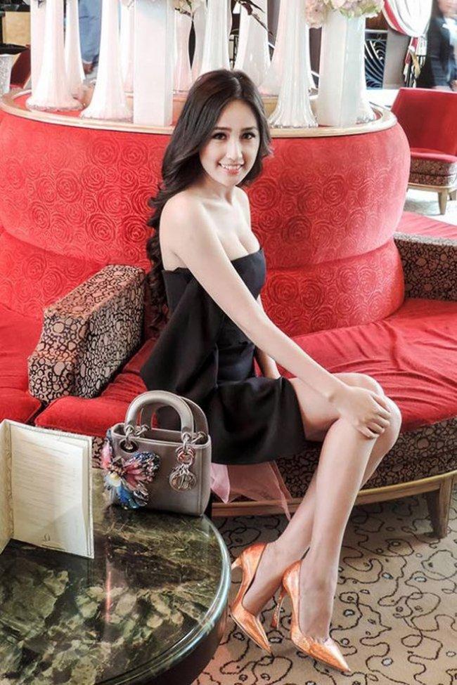 3 Hoa hậu giàu nhất VN: Biệt thự 100 tỷ của Hà Kiều Anh chưa bằng mỹ nhân có cung điện dát vàng - Hình 29