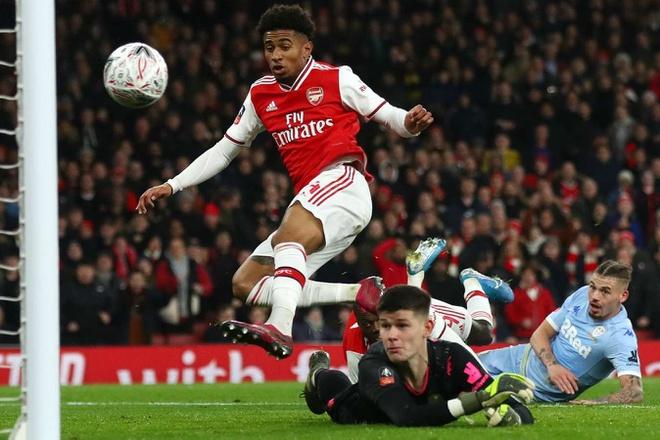 Arsenal vào vòng 4 FA Cup bằng chiến thắng tối thiểu - Hình 1