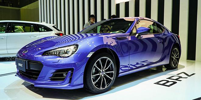Cận cảnh hàng độc Subaru BRZ lên widebody tại TP.HCM - Hình 1