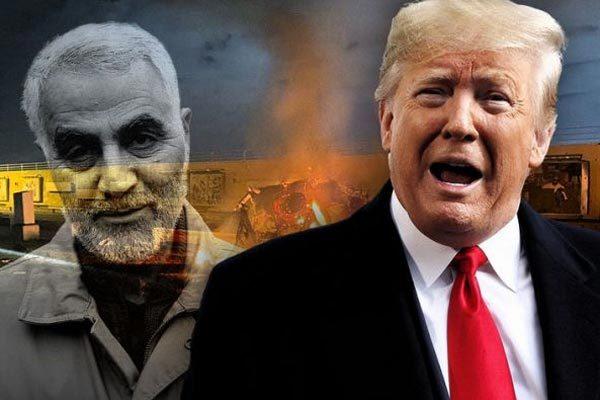 Lý do trừ khử tướng Iran là sai lầm nghiêm trọng của ông Trump - Hình 1