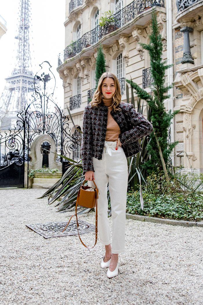 5 điều bạn học được từ thời trang đỉnh cao của người Paris - Hình 5