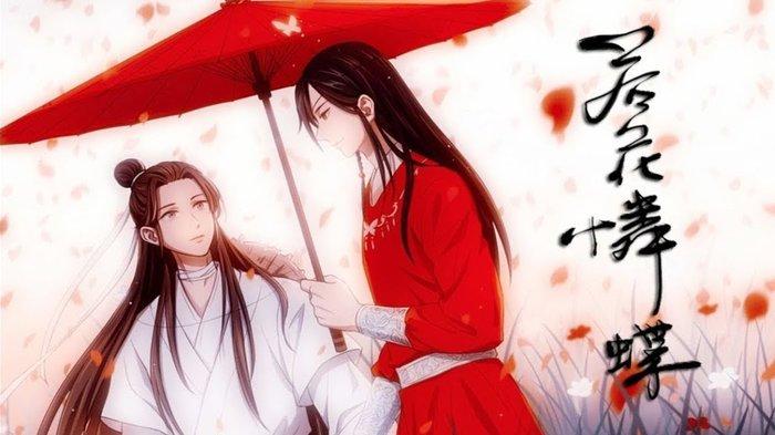 Lâm Canh Tân - Lộc Hàm tạo nên câu chuyện đam mỹ trong Thiên quan tứ phúc? - Hình 4