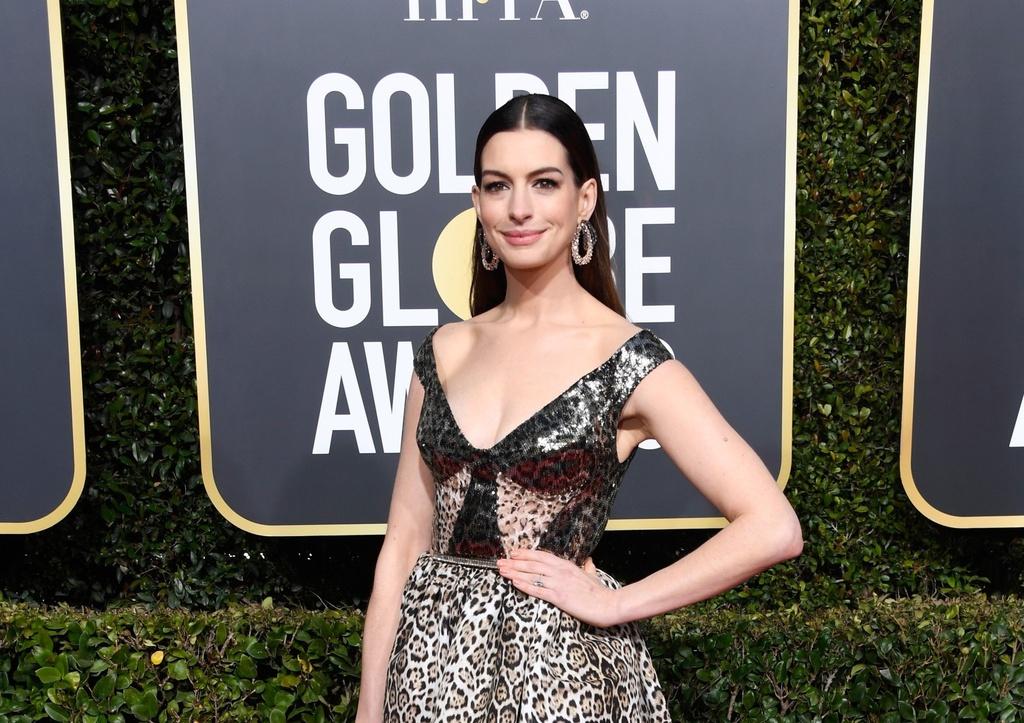 Anne Hathaway và dàn sao Hollywood thích mặc đồ cũ giá rẻ, mua ở chợ - Hình 1