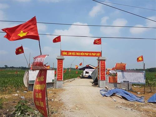 Gây rối trật tự tại xã Đồng Tâm: 3 chiến sĩ công an hy sinh - Hình 1