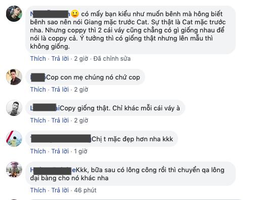 Hương Giang bất ngờ bị fan Philippines tố mặc váy nhái của Catriona Gray, fan Việt quyết bảo vệ đến cùng - Hình 13