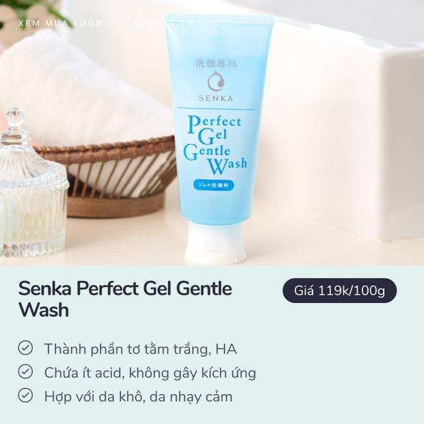 Không bào mòn da lại còn dưỡng ẩm, đây đúng là 6 loại sữa rửa mặt chân ái bạn cần lúc này - Hình 5