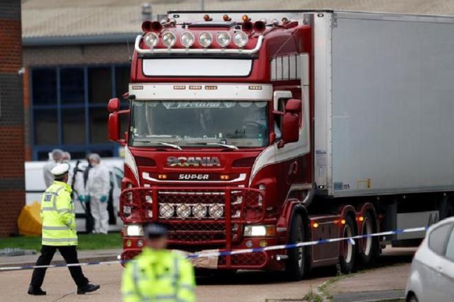 39 người Việt chết trong container ở Anh: Tòa án phát lời trăn trối của nạn nhân - Hình 1