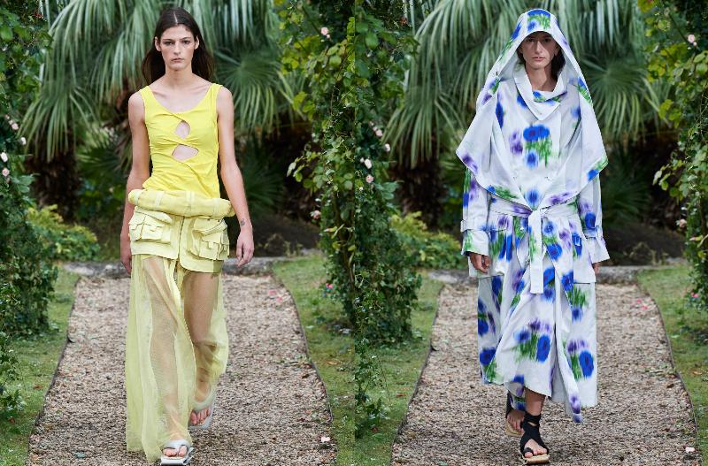 BST Kenzo xuân hè 2021: phép cộng hoàn hảo giữa thời trang cao cấp và trang phục chuyên dụng - Hình 4