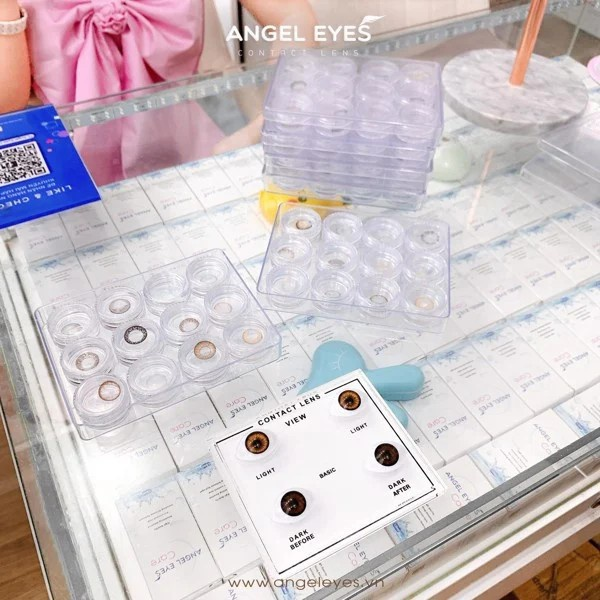 Những lưu ý khi mua kính áp tròng - Hình 2