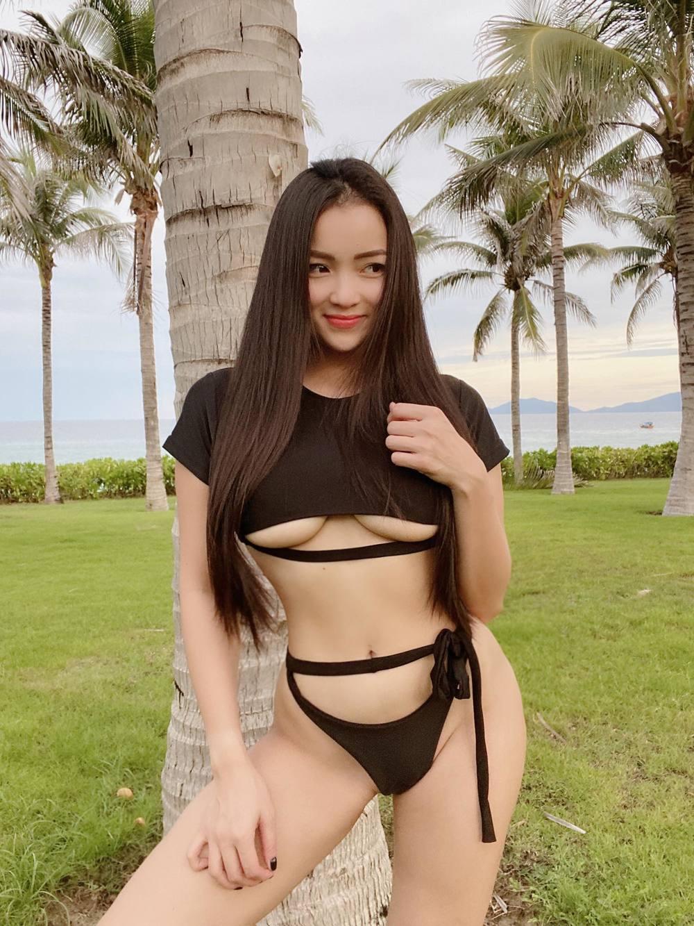 Thủy Top bất ngờ đăng ảnh diện bikini gợi cảm sau thời gian yên ắng - Hình 2