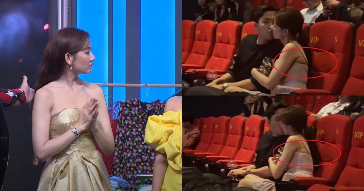 """Gầy mảnh như Hari Won vẫn lộ ngấn mỡ """"tùm lum"""" chỉ bởi bộ váy quây chật ních"""