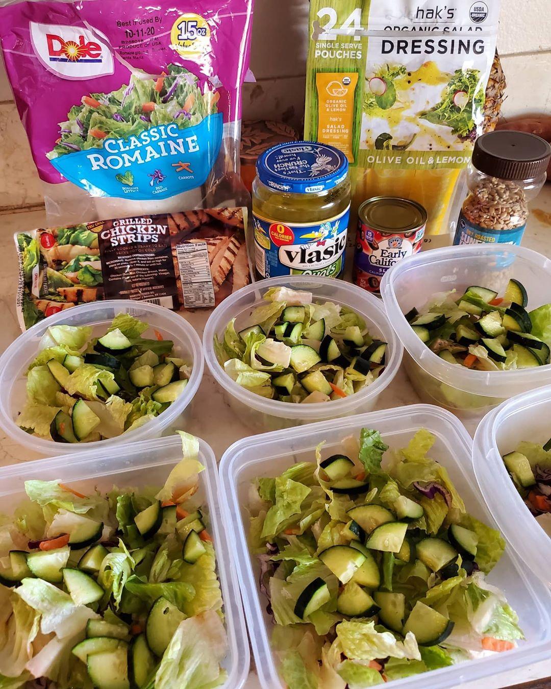 Giảm 50 kg nhờ ăn 5 bữa mỗi ngày - Hình 3
