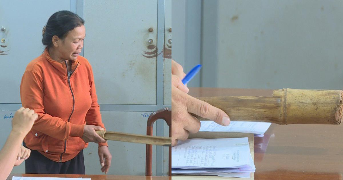 Nữ nghi can 53 tuổi nghi đánh chết nhân tình