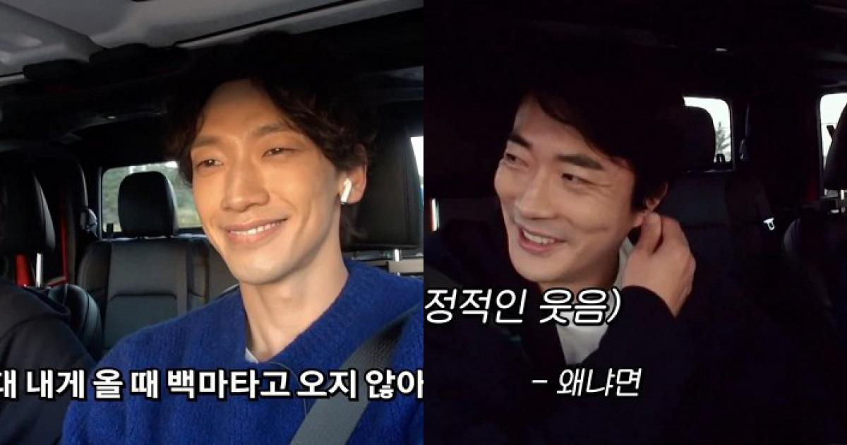 Bi Rain và Kwon Sang Woo tấu hài về chuyện hôn nhân, tiết lộ cả việc 'xì hơi' của vợ