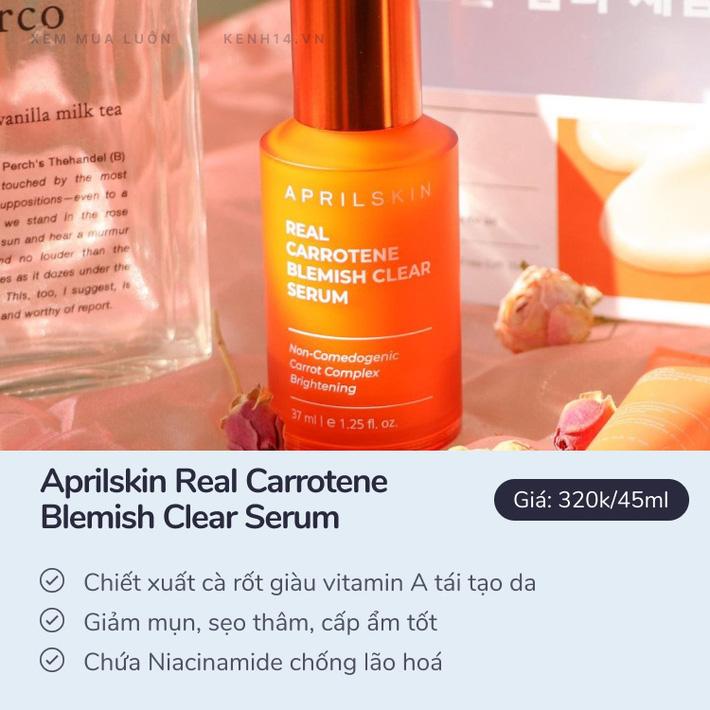 6 serum cứu rỗi da mụn giá bình dân nàng nào cũng nên thử một lần kẻo tiếc cả đời - Hình 4