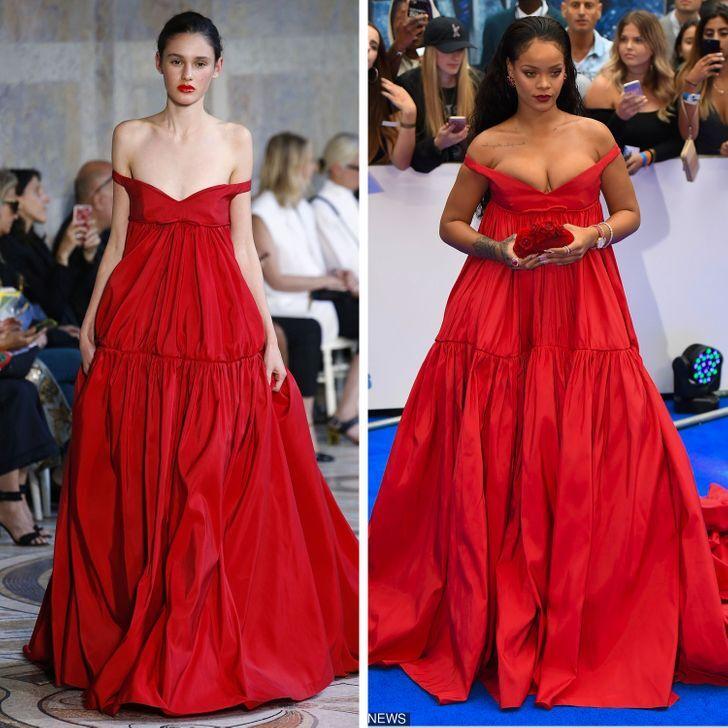 Rihanna, Kim Kardashian chặt đẹp dàn model chuyên nghiệp - Hình 3