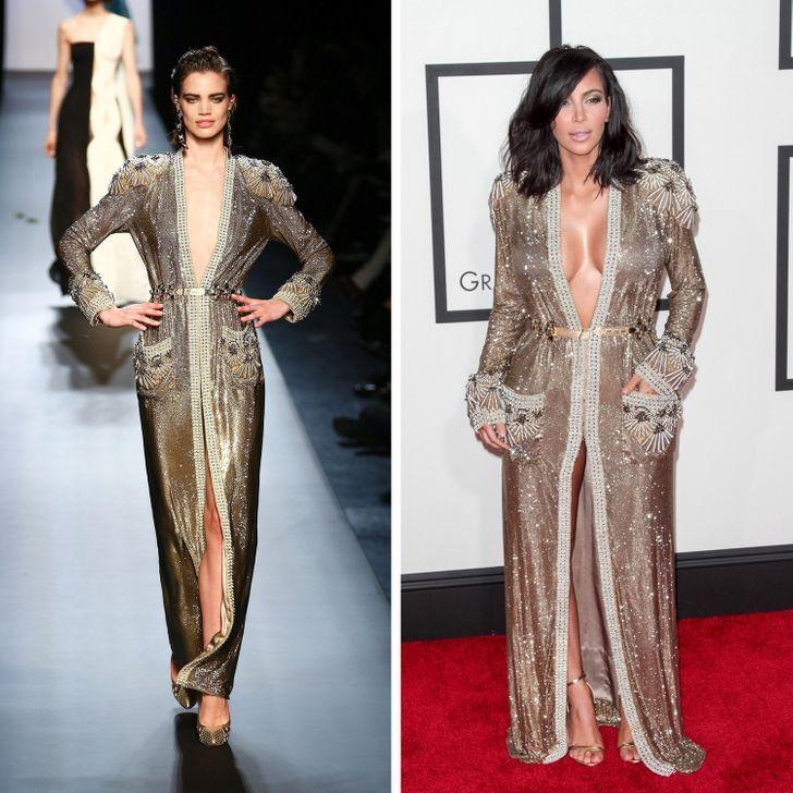 Rihanna, Kim Kardashian chặt đẹp dàn model chuyên nghiệp - Hình 4
