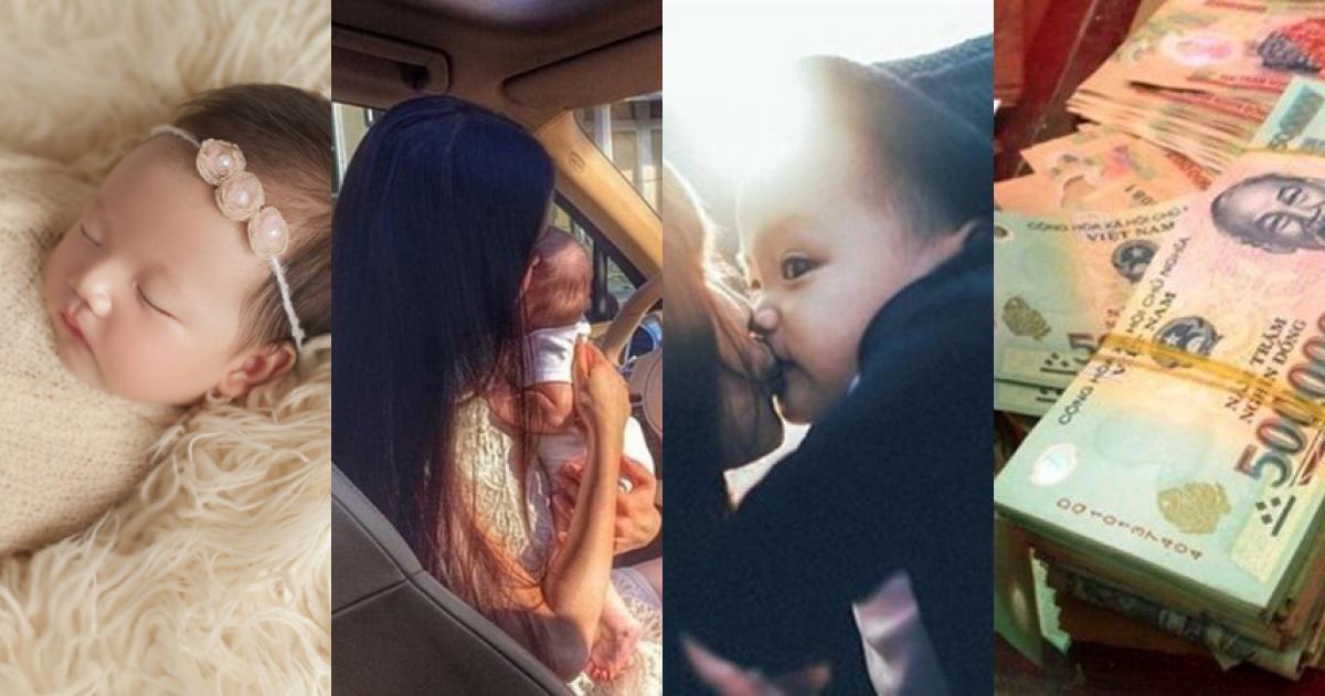 Đứa trẻ sinh vào 3 tháng hoàng kim này là con cưng của Trời Phật, tài đức hơn người, còn là quý nhân giúp cha mẹ giàu có