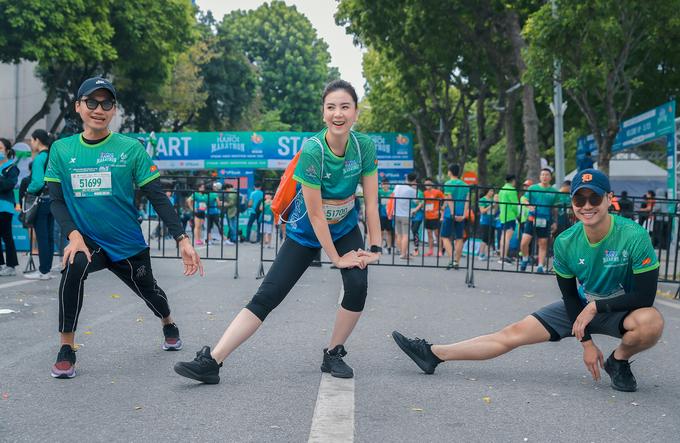 Mai Phương Thúy khoe dáng chuẩn khi thi chạy bộ - Hình 8