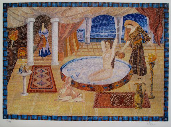 Nữ hoàng Ai Cập Cleopatra có phải là người phát minh ra sữa tắm? - Hình 2