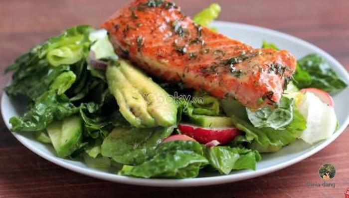 Ưu ái món salad này, chị em chắc chắn giảm cân, da mướt đón 20/10 - Hình 10