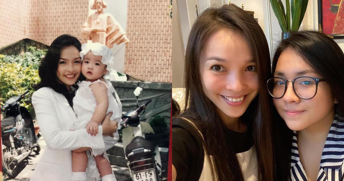 Ca sĩ Hiền Thục bật khóc ngày con gái vào đại học