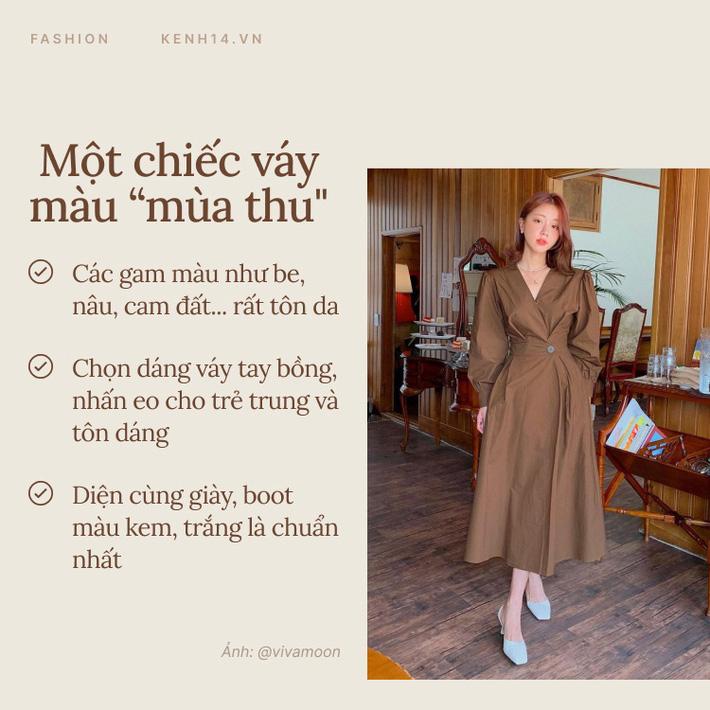 Đi hẹn hò 20/10 đến nơi mà chưa biết mặc gì, chị em hãy xem ngay 9 outfit ăn ảnh kèm hướng dẫn sử dụng cụ thể - Hình 6