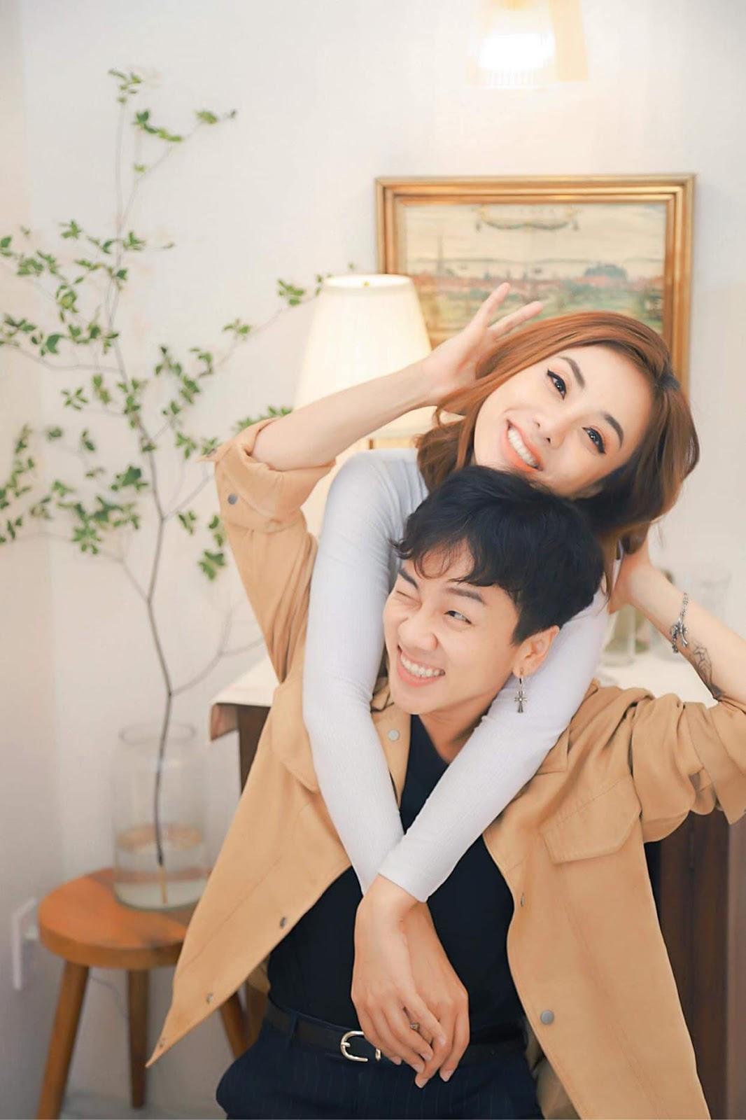 Trước phẫu thuật cắt ngực, người yêu chuyển giới của Miko Lan Trinh sợ có mệnh hệ gì nên để lại cho cô món quà cuối cùng - Hình 5