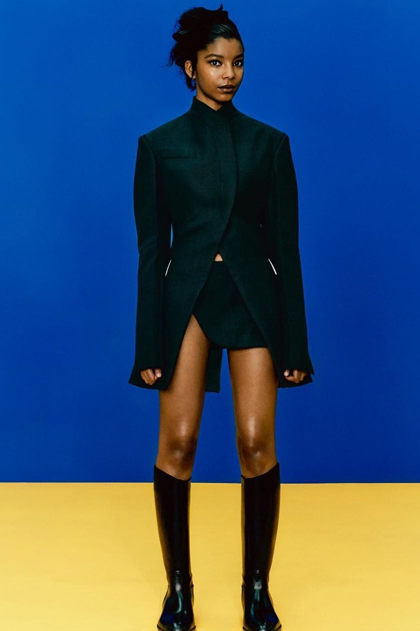 5 nhà thiết kế trẻ khẳng định mình trong các tuần lễ thời trang năm nay - Hình 5