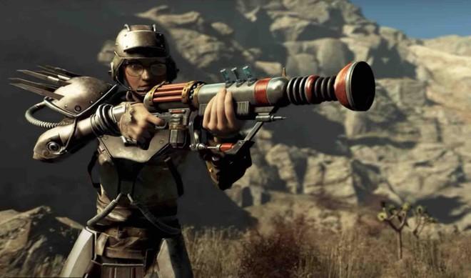 Bản mod Fallout 4: New Vegas đẹp xuất sắc trong trailer mới - Hình 1