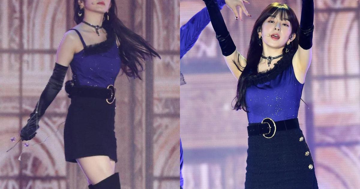 """""""Thánh soi"""" tìm ra lý do Irene (Red Velvet) chửi mắng BTV suốt 20 phút, tất cả bắt nguồn từ sự cố sân khấu?"""
