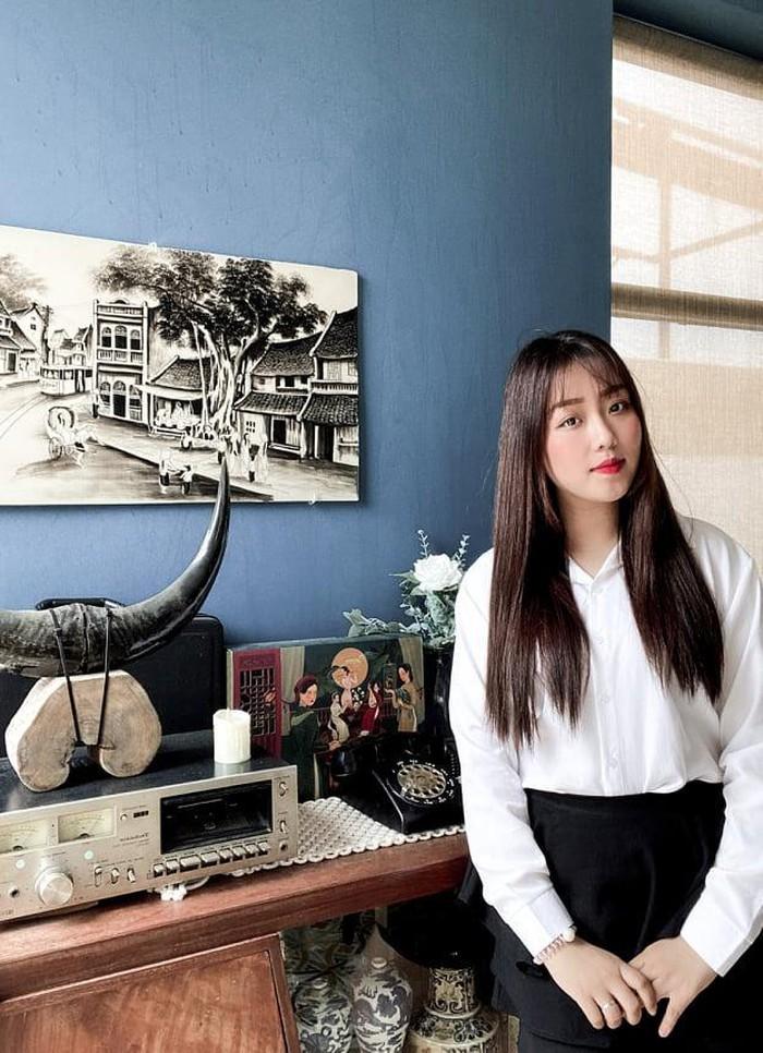 Bị gọi cục mỡ di động, cô gái Tây Ninh quyết tâm lột xác có thân hình đẹp như nàng thơ - Hình 2