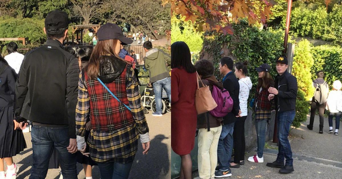 Xôn xao bức ảnh Hoắc Kiến Hoa tới tận phim trường dỗ Lâm Tâm Như sau scandal cãi vã trên phố, nhưng sự thật là gì?