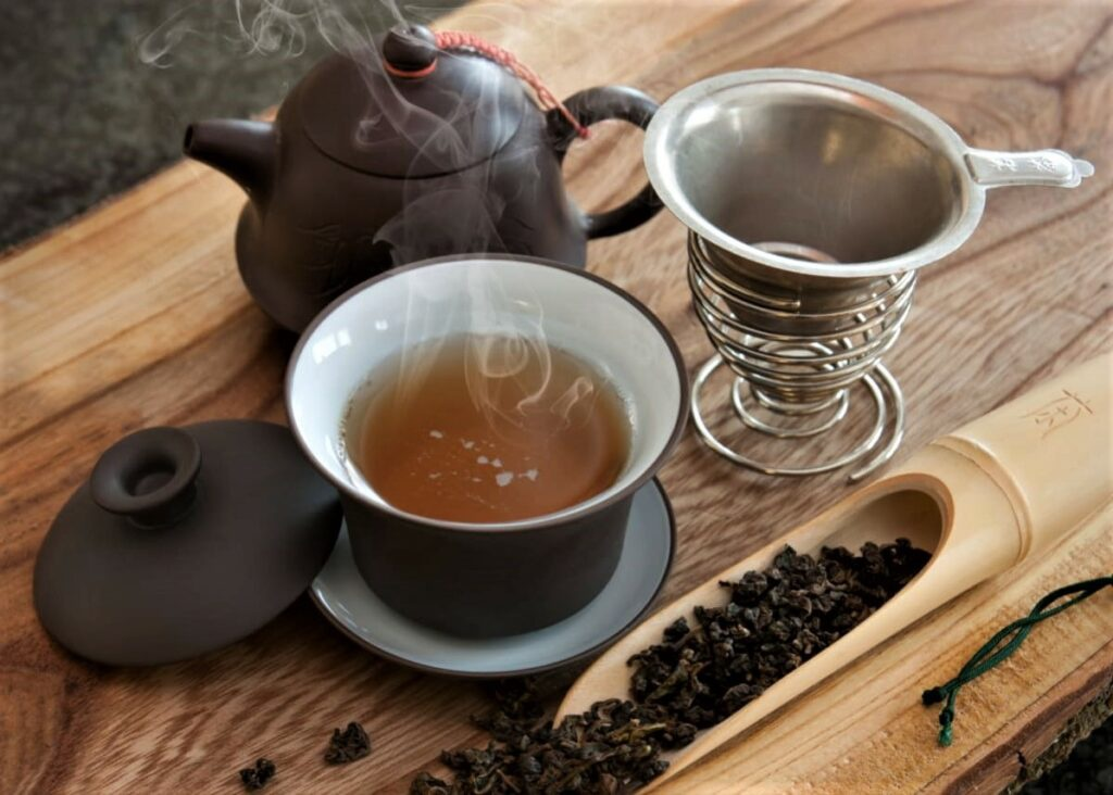 8 loại trà có tác dụng giảm cân - Hình 3