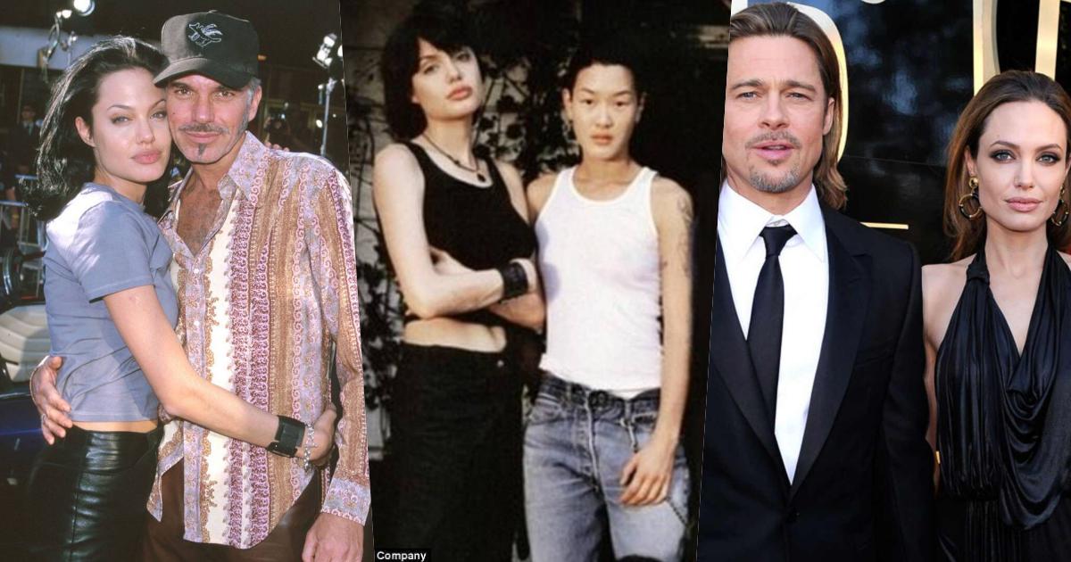 Tình trường 'dày đặc' của Angelina Jolie: Từng yêu cô gái khác ngay từ cái nhìn đầu tiên, Brad Pitt chỉ đến sau nhiều người