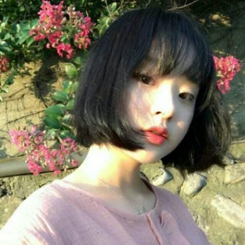 30 kiểu tóc ngắn tóc mái Thêm vẻ đáng yêu cho cô gái có đôi má phúng phính! - Hình 13