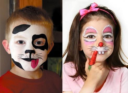 Điểm danh những cách hoá trang Halloween cho bé gái, bé trai dễ thương nhất - Hình 9