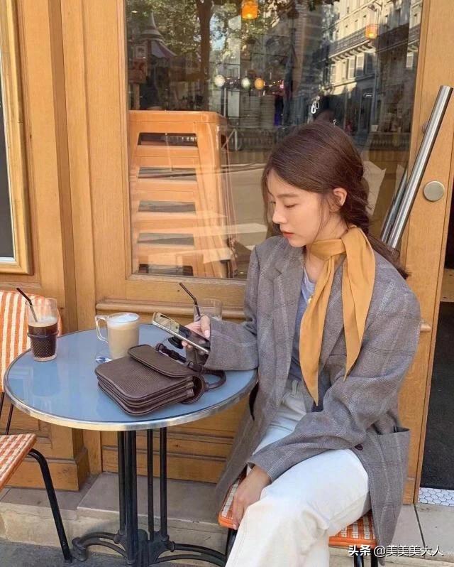 12 gợi ý lên đồ ngày se lạnh như gái Hàn - Hình 3