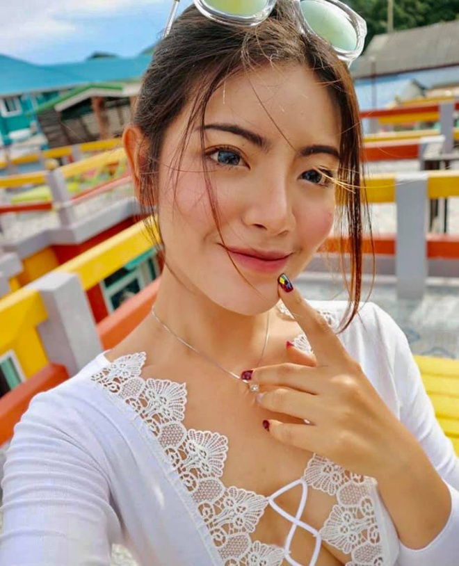 Giảm 38 kg, cô giáo Thái Lan bất ngờ nổi tiếng trên mạng - Hình 6