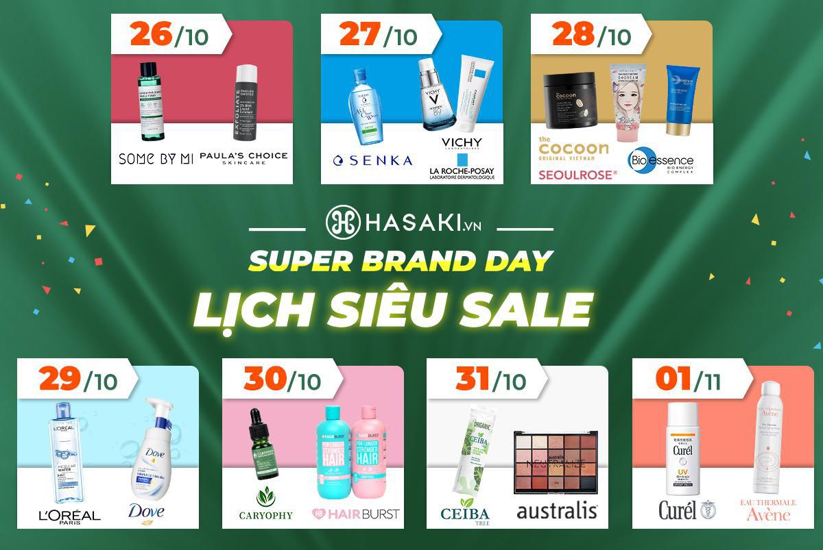 Hasaki Beauty & S.P.A đổ bộ Tân Phú thu hút hơn 5000 khách hàng từ sáng sớm đến tối khuya - Hình 5