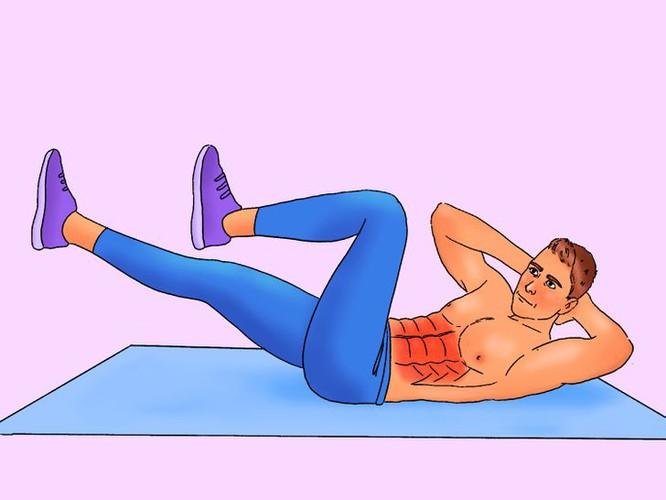 10 động tác tập bụng tại nhà để nam giới sở hữu thân hình 6 múi - Hình 9