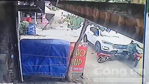 Bình Dương: Đại ca Mười Thu lái ô tô tông chết 2 người, gọi đàn em ra nhận tội thay - Hình 1