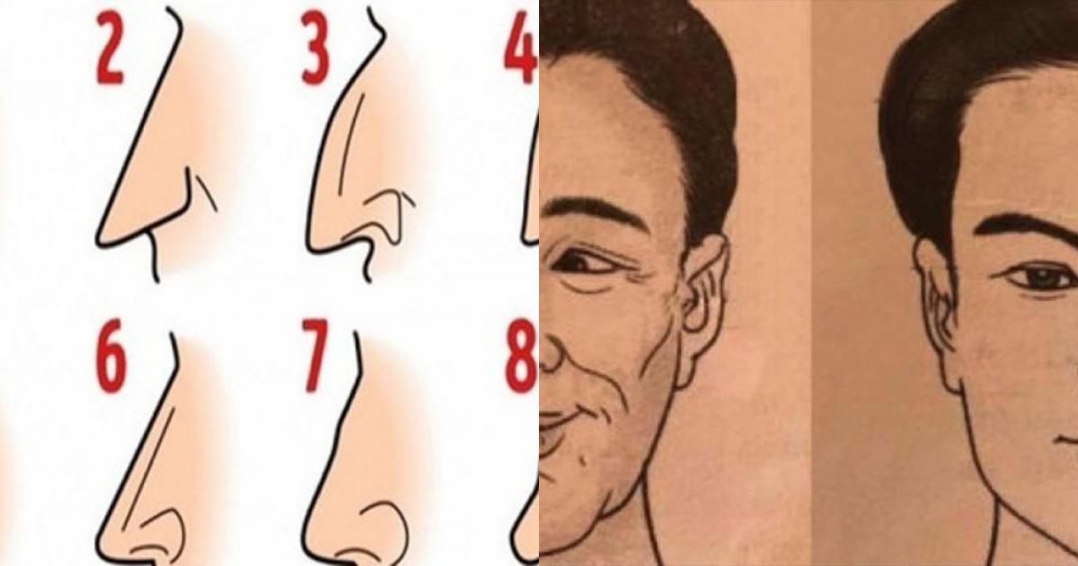 Đàn ông sở hữu tướng mũi này cả đời nghèo khổ, dễ rơi vào tình trạng hai lần đò