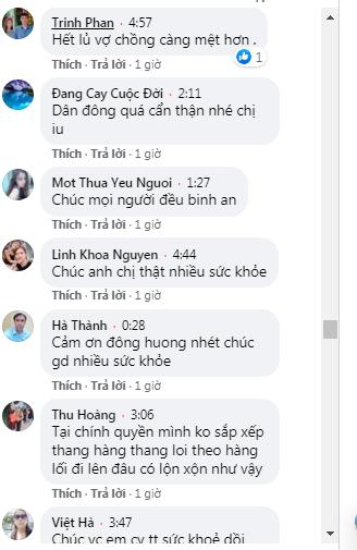 Lộ clip Thủy Tiên chỉ tay, quát lớn tiếng, không chịu phát tiền vì dân mất trật tự ở Quảng Bình - Hình 14