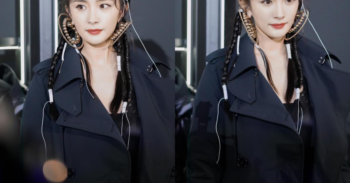 """Nữ thần nhan sắc Dương Mịch """"chặt chém"""" dàn khách mời với visual cực chất, ảnh chụp studio còn ấn tượng hơn"""