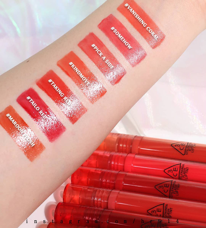5 màu son đẹp ngất ngây cho mùa lạnh có giá rẻ hều, ai thích makeup đơn giản nên tăm tia - Hình 6